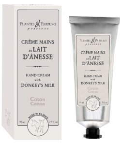 Hand Cream Donkey's milk and Cotton