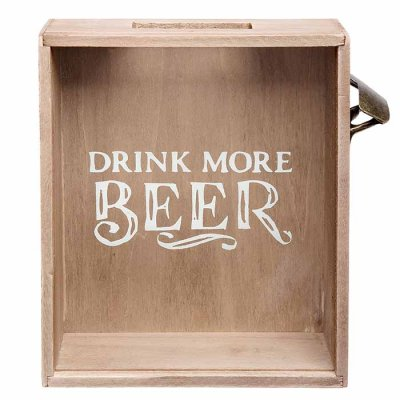 Beer box for corks