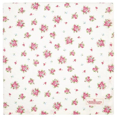 GreenGate Abigail table cloth 150x150 cm