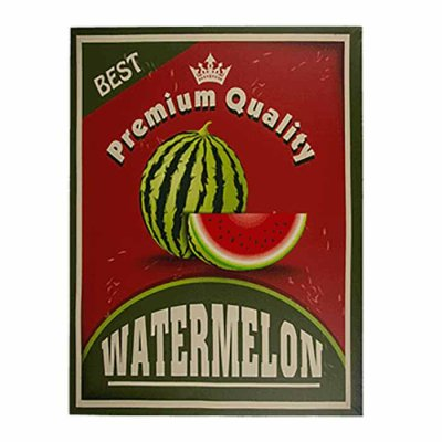 Canvas Watermelon