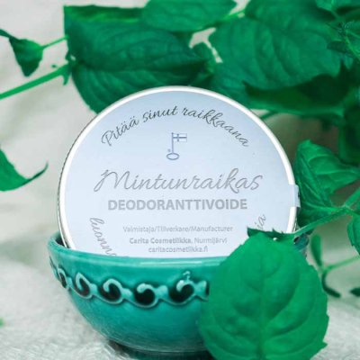 Deodorant cream Mint fresh