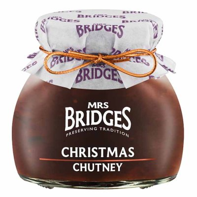 Christmas Chutney Mrs Bridges 240g