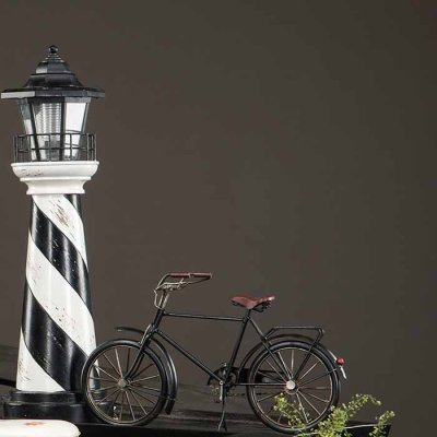 Decoration Bicycle black