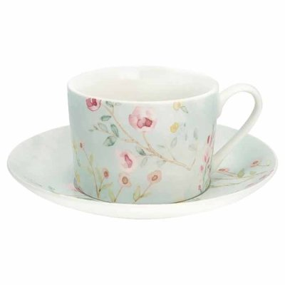 GreenGate Alina cup and plate