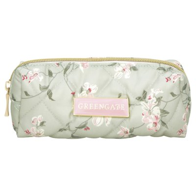 GreenGate cosmetics bag Jolie S pale mint