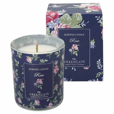 GreenGate Scented candle Rose