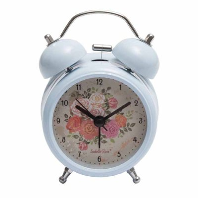 Alarm clock Retro Alice light blue