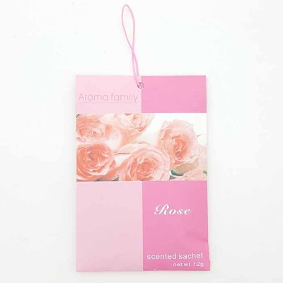Scent pouch Rose