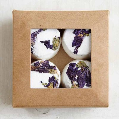 Bathballs for feet Tea tree