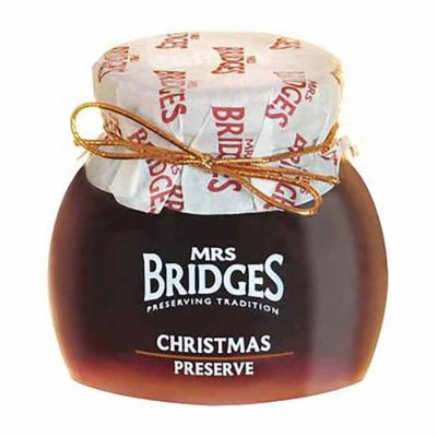 Christmas Preserve Mrs Bridges 250g