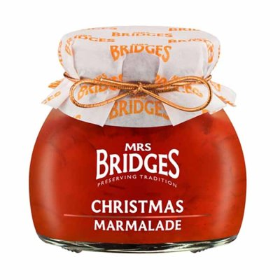 Christmas Marmalade Mrs Bridges 250g