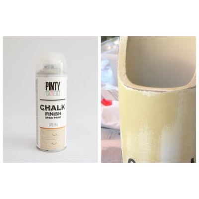 Chalk paint spray Cream