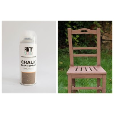 Chalk paint spray Chestnut brown