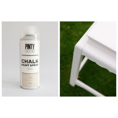 Chalk paint spray Stone