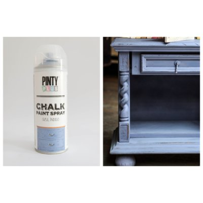 Chalk paint spray Blue indigo