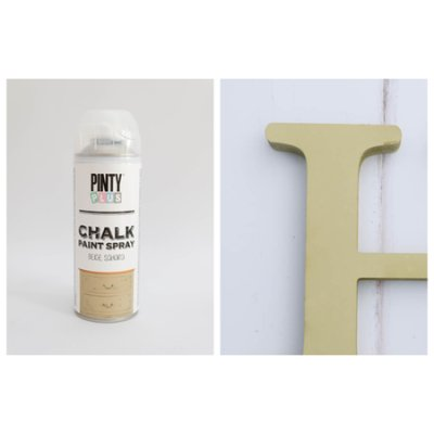 Chalk paint spray Beige Sahara