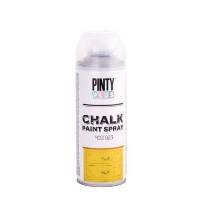 Chalk paint spray Mustard