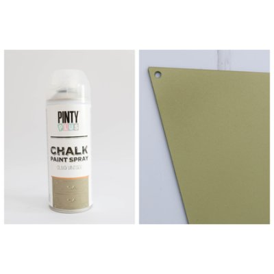 Chalk paint spray Oliva vintage
