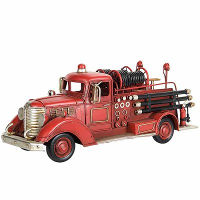 Decoration Fire truck
