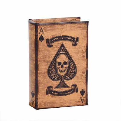 Box book shaped Ace