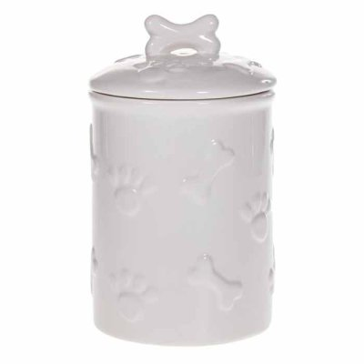Storage Jar Dog 21 cm