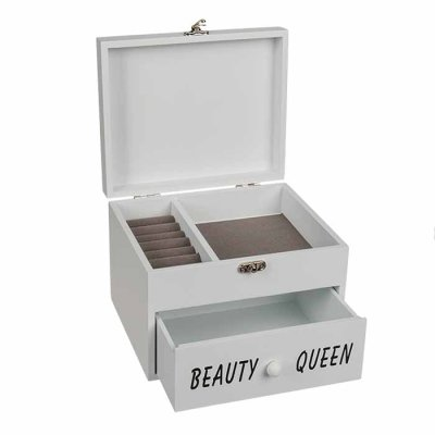Jewelry box Beauty Queen