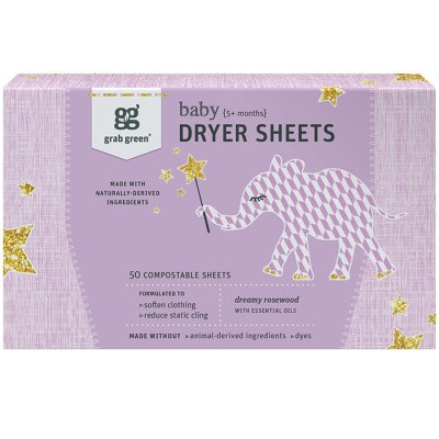 Dryer sheets Baby