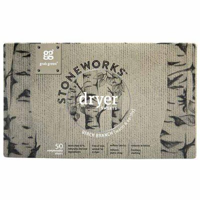 Dryer sheets Birch