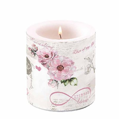Candle Eternal Love 10 cm