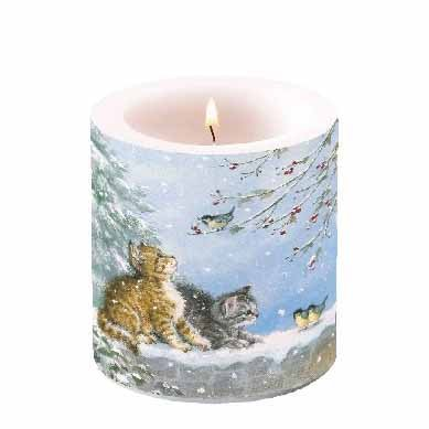 Candle Watching Birds 10 cm