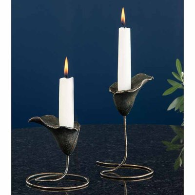 Candle holder Lily 16 cm