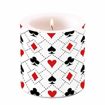 Candle Cards 10 cm