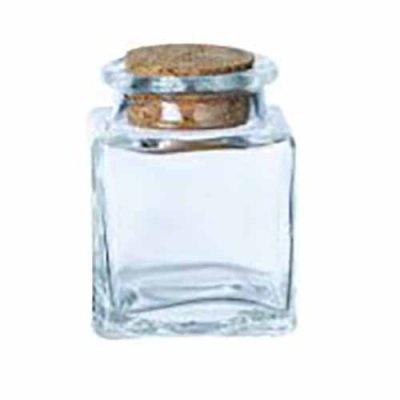 Glass jar 5 cm