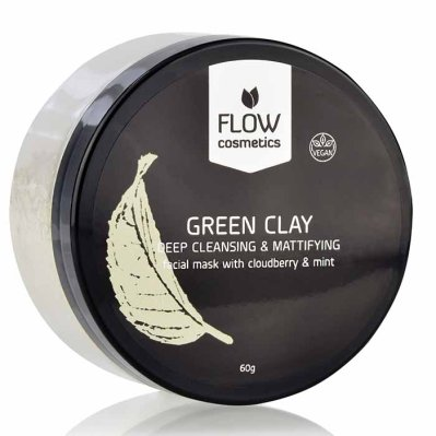 Facial Mask Powder Cloudberry-Mint