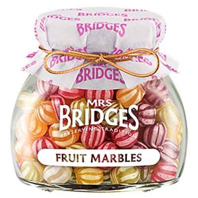Fruit Marbles Mrs Bridges 155g