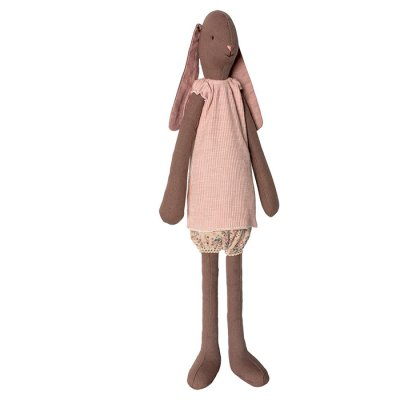 Maileg bunny medium girl brown