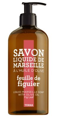 Marseille Liquid hand soap Fig