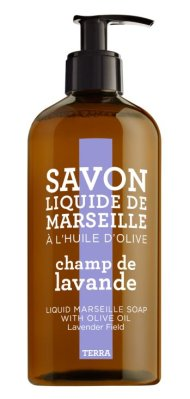 Marseille Liquid hand soap Lavender