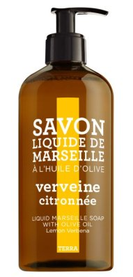 Marseille Liquid hand soap Citron