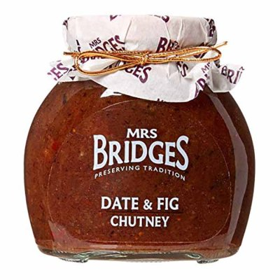 Date & Fig Chutney Mrs Bridges 295g
