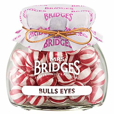 Bulls Eyes Sweets Mrs Bridges 155g