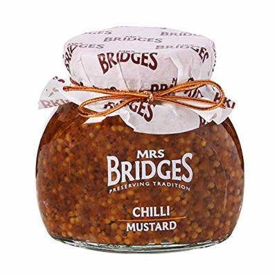 Chili Mustard Mrs Bridges 200g