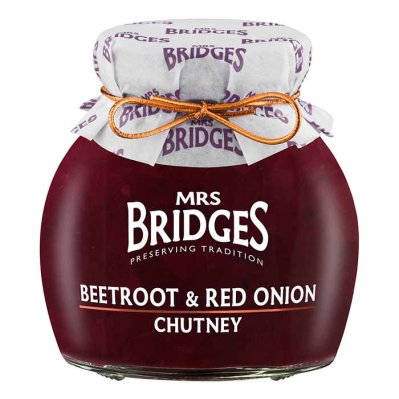 Beetroot & Red Onion Chutney 300g