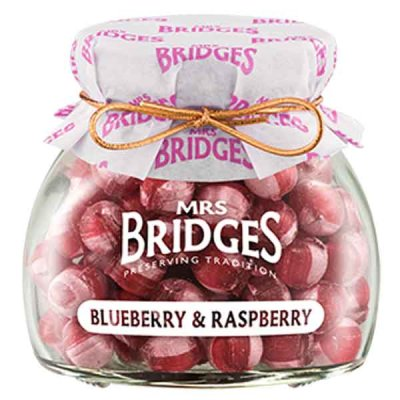Blueberry & Raspberry Mrs Bridges 155g