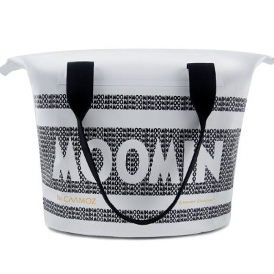 Moomin Bag white