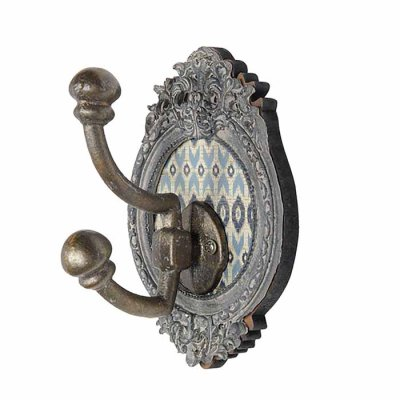 Coat hook iron Carla