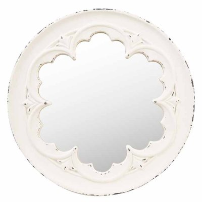 Mirror round decorative 50 cm