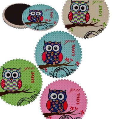Magnet Owl Love you