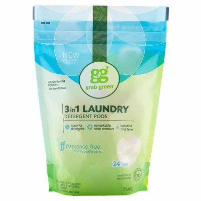 Laundry Detergent Pods 3in1 fragrance free