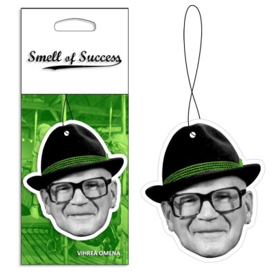 Kekkonen air freshener green apple